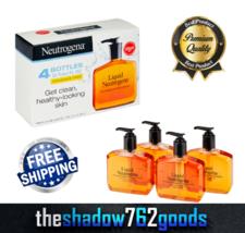 Liquid Neutrogena Fragrance-Free Facial Cleanser Healthy Skin 8 fl oz 4-... - $29.25