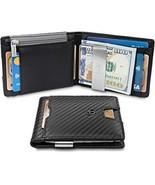 Money Clip Wallet For Coins LONDON RFID Blocking Wallet | Slim Wallet |... - $45.34