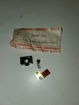 Kawasaki NOS NEW 46089-004 Left Switch Slide Block Assy F5 F6 F7 F7 F8 1970-76 - $17.82