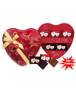 Scripture Candy, God So Loved Me Heart Large Tin - $18.99