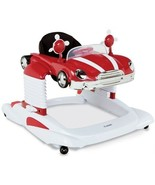 Combi All In One Mobile Entertainer Car Red Walker Activity - $157.41