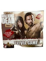 The Walking Dead AMC Trivia Game by Cardinal ~Brand New - $13.92