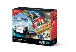Nintendo Wii U 32GB Mario Kart 8 (Pre-Installed) Deluxe bundle [video game] - $374.95