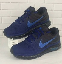 Nike AirMx 2017 Men's Shoes Size 8 Royal Blue Hard To Find - $123.75