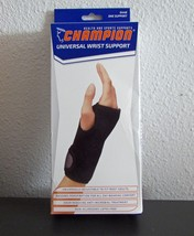 Champion Universal Wrist Support - $16.25