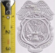 US Army MP Metal Badge   - $52.74