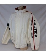 Vintage 90s Nautica Ocean Sportsman Sailing Jacket Coat Windbreaker Spor... - $66.99