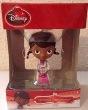 Disney DOC McSTUFFINS Figure Ornament NEW Great for Birthday / Holiday Gift - $9.94