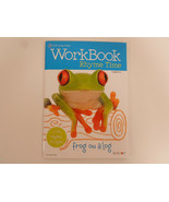 Workbook Rhyme Time stickers age 6-9 Grades 1-3 Kids Activity Book By Be... - $2.95