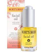 Burt's Bees Complete Nourishment Facial Oil, Anti-Aging Oil - $15.98
