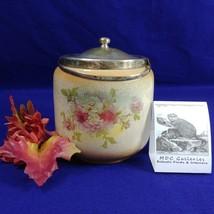 Peek.Frean & Co Biscuit Cookie Jar Made In England Hand Painted Old Vtg.... - $138.59