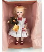 "Vintage Madame Alexander Doll 14"" FAO Exclusive Steiff Teddy Bear Blonde... - $65.06"