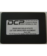 "20GB SSD Replace 2.5"" 9.5MM IDE Drives with this 44 PIN IDE SSD Card in ... - $29.35"