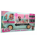 LOL Surprise! 2-in-1 Glamper Fashion Camper with 55+ Surprises!!! - $189.99