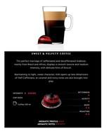 Nespresso Coffee Pods 10 Capsules 1 Sleeve VertuoLine Vertuo Line Single... - $25.59
