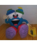 Atlanta Olympic Games 1996 Izzy Official Collection Plush Stuffed Toy Ne... - $11.87