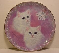 Tasha and Tanya - Robert Guzman-Forbes - The Danbury Mint - Collectible Plate c1 - $24.74