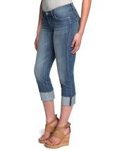 New ROCK & REPUBLIC R&R Size: 2 Cropped Capri Jeans CONEY ISLAND Wings K... - $60.00
