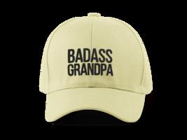 Badass Grandpa Pro Sandwich Ball Cap - $12.95