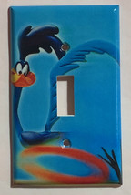 Looney tunes road runner Light Switch Outlet Phone wall Cover Plate Home Decor image 1