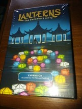 Lanterns The Emperors Gifts expansion Foxtrot Renegade Games New Sealed 8+ - $18.00
