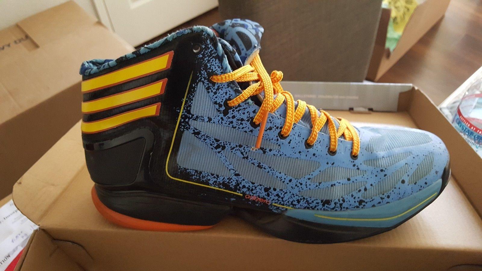 Adidas Adizero Crazy Light 2 Basketball and 11 similar items 1a52d7f2d