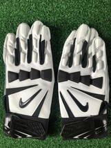 Team Issued Nike Promo Hyperbeast 2.0 FG NFL 3xl Football Gloves - $17.99