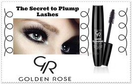 Golden Rose Lash Plumping Mascara Volume, Maximum Definition & Length 13 ml - $7.81