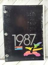 Monogram 1987 catalog 49 pg auto military aircraft ship astronaut (A10) - $9.90
