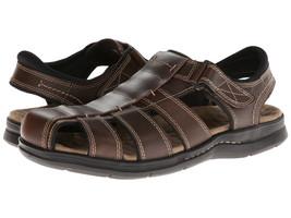 New Men's Dockers Marin - Dark Brown Pull-Up - Size 13 - $49.99