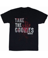 The Walking Dead Carol Take The Cookies Two-Sided T-Shirt NEW UNWORN - $14.50+