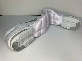 NIB SIZE 15 MEN Nike Air Max Advantage Running Shoes Platinum White Trainer NEW  image 7