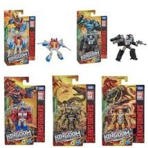 Transformers Studio Series Kingdom CORE CLASS FULL COLLECTION BNIB - $77.00
