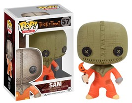Funko POP Movies: Sam Trick or Treat Vinyl Figure #57 NEW - $279.57