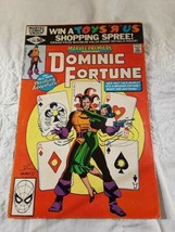 MARVEL PREMIERE FEATURING Dominic Fortune #56 1980  - $10.00