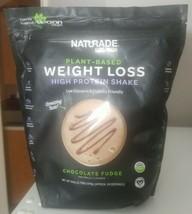 NATURADE Plant-Based Weight Loss High Protein Shake Chocolate Fudge 44 Oz - $33.99