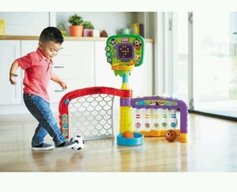 Little Tikes Basketball Bowling Soccer 3-in-1 Sports Zone Christmas Gift... - $74.76