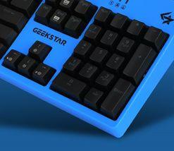 Geekstar GK703 Mechanical Gaming Keyboard English Korean Kailh Optical Switch image 4