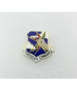 Strategic Air Command USAF DOD MAJCOM Lapel Hat Pin - SAC Shield - $8.86