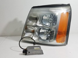 2003-2006 CADILLAC ESCALADE LH DRIVER HID XENON  HEADLIGHT HEADLAMP OEM - $269.99