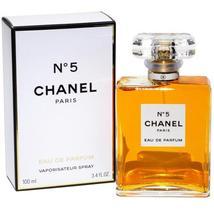 Chanel No.5 Perfume 3.4 Oz Eau De Parfum Spray  image 3