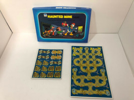 Rare Whitman 1974 Donald Ducks Haunted Mine Game Unplayed - $19.79