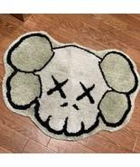 KAWS Original Fake rug mat gray Used Rare - $544.49