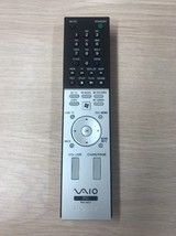 SONY VAIO RM-MC1 PC Media Remote Control Tested And Cleaned          I1