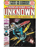 From Beyond The Unknown Comic Book #18, DC Comics 1972 FINE+ - $9.51