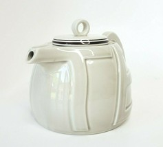 """1978 Fitz and Floyd Lettered """"T-E-A-P-O-T"""" Teapot With the Letter """"A"""" For Handle - $33.85"""