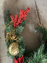 72 Inch Christmas Garland December Home With Pinecones - $38.61
