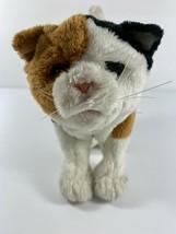 """FurReal Friends Cat Kitten 7"""" Hasbro 2009 Animated - $29.65"""