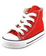 Converse Infant/Toddlers Taylor All Star Hi Top Red 7J232 - $34.12