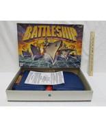 BATTLESHIP Board Game Milton Bradley Hasbro 2002 Naval Strategy Complete - $12.22